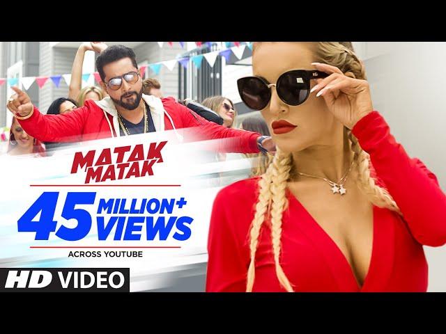 Geeta Zaildar Matak Matak Video Feat. Dr Zeus | Latest Punjabi Song 2016 | T-Series Apna Punjab