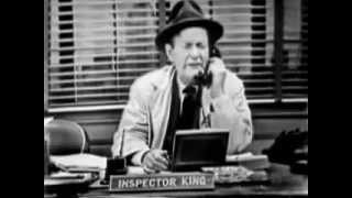 """""""Rocky King; Detective""""  ~ """"Murder Scores a Knockout""""  (1950"""