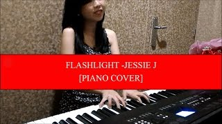 Flashlight - Jessie J [PIANO COVER] (Bonus: Numeric Notation)