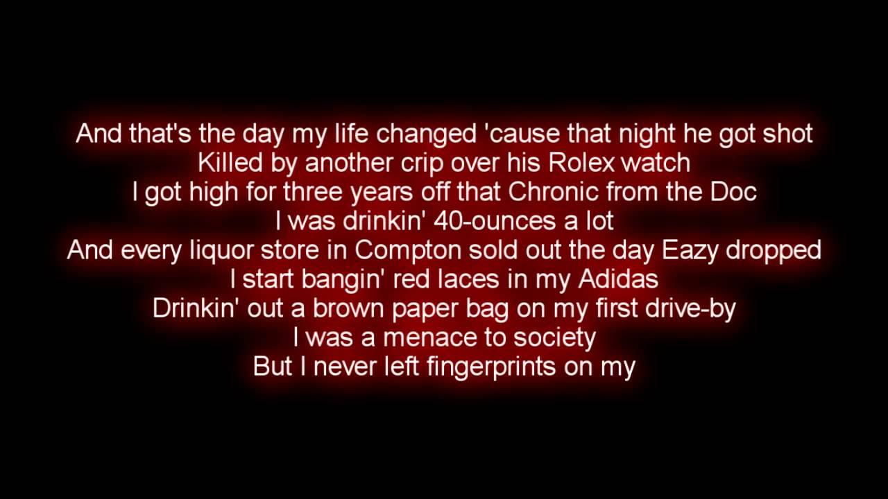 Download The Game - Old English Lyrics