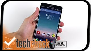 Samsung Galaxy Note 3 | TECHCHECK Best of Community