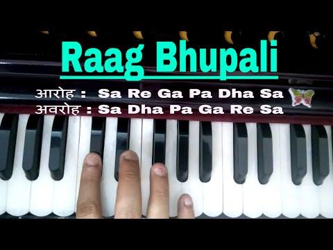 Raag Bhupali / Raga Bhoop / Rag BhoopaliI II Hindustani Music II Sur Sangam Introduction