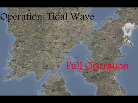 Arma III Operation Tidal Wave (Full Operation)