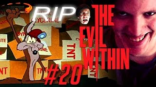 Video de PELIGRO, INFLAMABLE - The Evil Within #20
