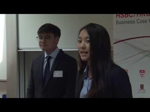 2018 Round 2 Chulalongkorn University - HSBC/HKU Asia Pacific Business Case Competition