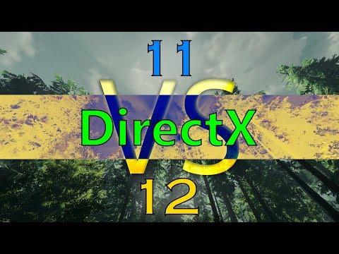 DirectX 11 VS DirectX 12 (на видеокарте NVIDIA)