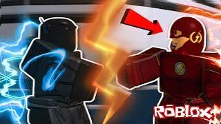 LE FLASH Vs ZOOM IN ROBLOX (Le Roblox Flash)