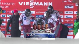 FIBT | 4-Man Bobsleigh World Cup 2013/2014 - Lake Placid Heat 1