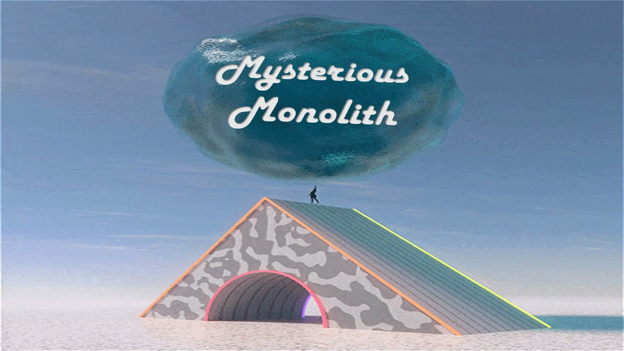 Mysterious Monolith