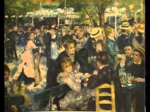 BBC Renoir Impressionists rus