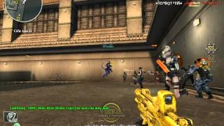 [Clan Top_Zombie] ✔ Cross Fire inZOmbie Kriss Super  Gold Xuongquandung No1 Nhiet
