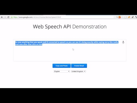 How To Automatically Convert Audio Or Live Speech To Text