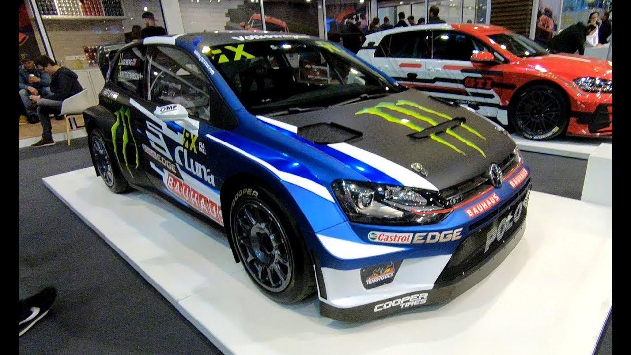 Volkswagen Vw Polo Gti Wrx New Model Supercar Rally Racing Car