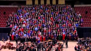 2012 Iowa All-State Chorus and Chamber Orchestra: Veni Sancte Spiritus