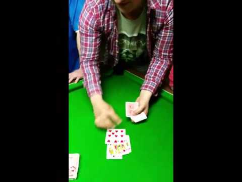 The 673 King Street card trick that went viral.