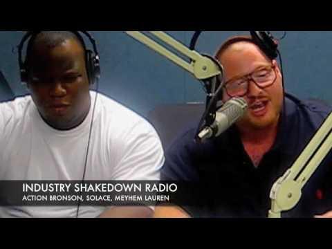 Industry Shakedown Radio - Action Bronson,...