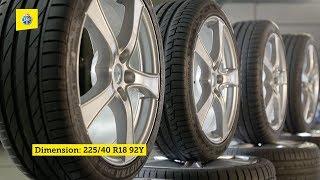 TCS test de pneus d'été 2020 - Part 1