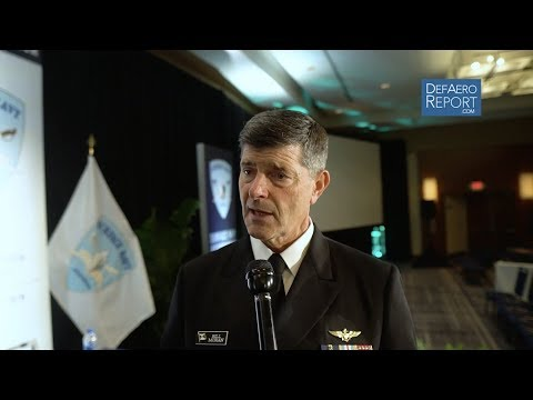 US Navy's Moran on Improving the Surface Force, Culture, Ship Repair & Information Sharing