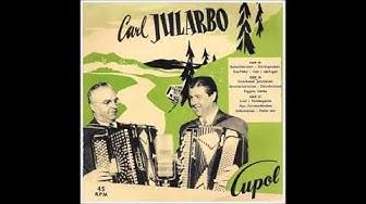 SOLLERÖVALSEN, Carl Jularbos Kvintetti v.1954