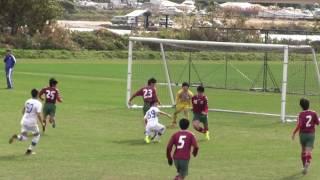20161123 エスペランサJY A vs クラブテアトロJY(神奈川県U-15トップリーグ)