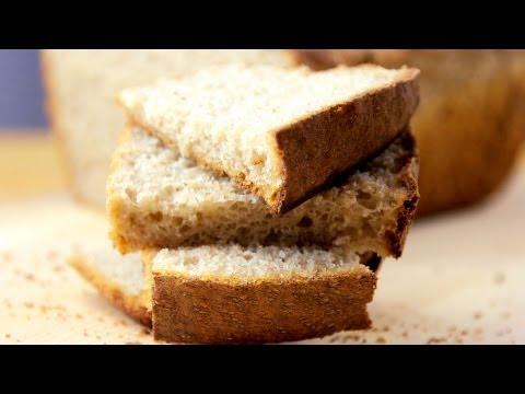 Polish Sourdough Bread - Polski Chleb na Zakwasie - Recipe #103