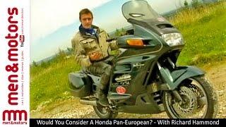 Would You Consider A Honda Pan-European? - With Richard Hammond