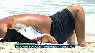 Consumer Reports: Contrave weight loss pill can come with risks