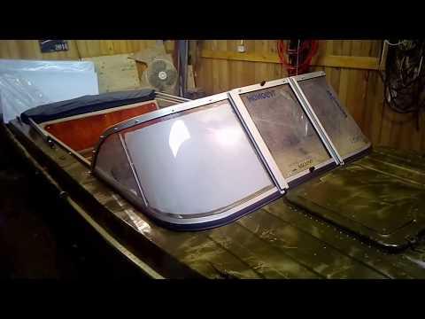 Ремонт и тюнинг моторной лодки Казанка 5м2