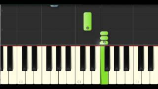 Beethoven's 5th Symphony. Piano tutorial for Beginner