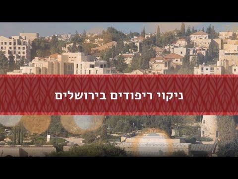 ניקוי ריפודים בירושלים