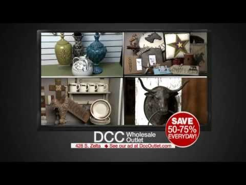 DccOutlet TV Ad March 2013