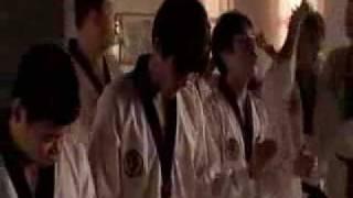Spin Kick Tae Kwon Do Movie Chung Do Kwan