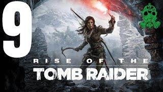 CZ let's play rise of the tomb raider lezu lezu furt jen lezu part 9