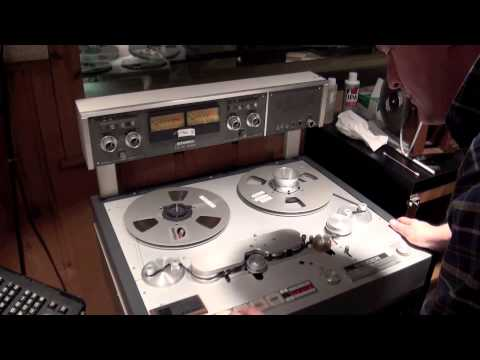 AET2090: Adding Leader Tape to the Analog 2-track Mix