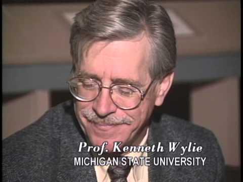 MICHIGAN BIGFOOT INVESTIGATORS: Art Kappa & Dr. Kenneth Wyle Prof MSU