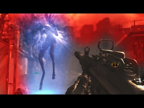 Extinction EXODUS Flawless Solo Walkthrough - CoD Ghosts Nemesis Completionist Achievement