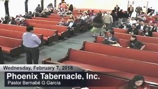 2018-0207 Amantes#1(1993-0627) Pastor Bernie G Garcia