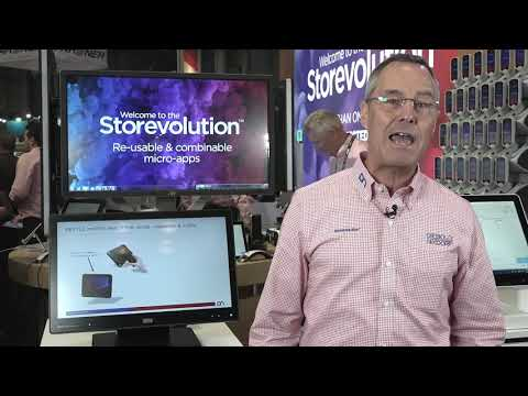 """Diebold Nixdorf """"All In One"""" Retail POS Systems Demo"""