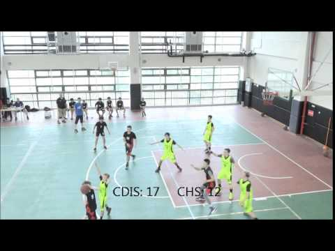 CDIS VS CHS 2nd half - 5/11/15