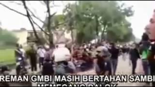 Kronologi GMBI VS FPI 121   Aksi bela rakyat