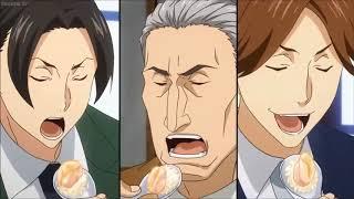 Eizan Etsuya (Nine-nth Seat) vs Yukihira Soma - Shokugeki No Soma Season 3