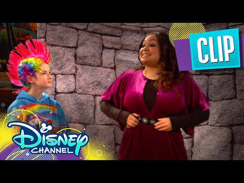 First High School Party Gone Wrong 🎉 | Raven's Home | Disney Channel