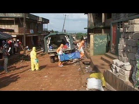 Mali: health worker dies of Ebola
