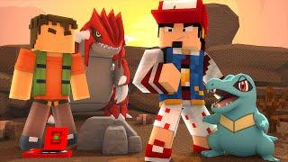Minecraft: TREINADOR DE TERRA - POKEMON CHAMPIONS #7 ‹ AMENIC ›