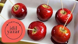 Elma Şekeri Nasıl Yapılır? - İdil Yazar - Yemek Tarifleri - Candied Apple