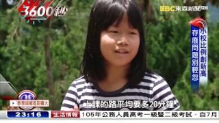 學生少 路迢迢 師資缺 小校慌 【3600秒】