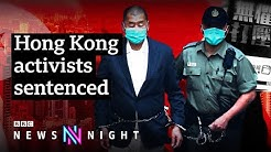 Hong Kong Is the one country two systems principle officially over - BBC Newsnight