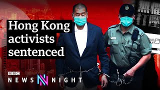 Hong Kong: Is the one 'country, two systems' principle officially over? - BBC Newsnight