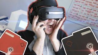ВЫБЕРИ ПАПКУ, СТЕНЛИ! - Cubicle VR - Lenovo Explorer ВИРТУАЛЬНАЯ РЕАЛЬНОСТЬ
