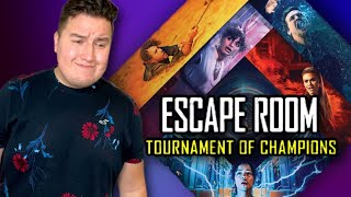 Escape Room 2 Tournament Of Champions Is... (REVIEW)
